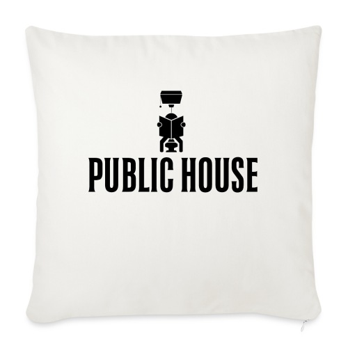 Official Women Shit by Public House - Sofa pillow with filling 45cm x 45cm