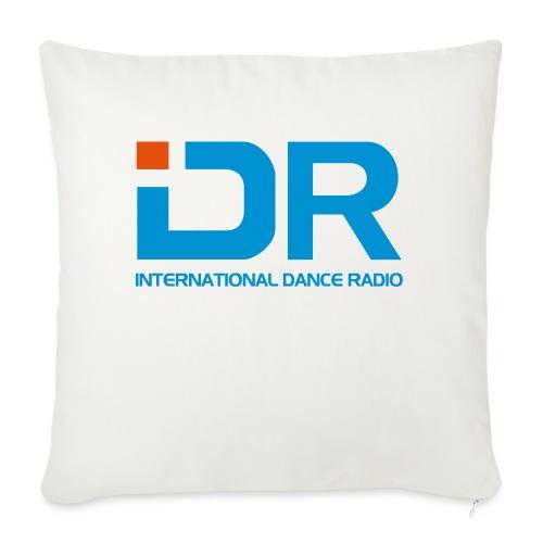 International Dance Radio - Cojín de sofá con relleno 44 x 44 cm