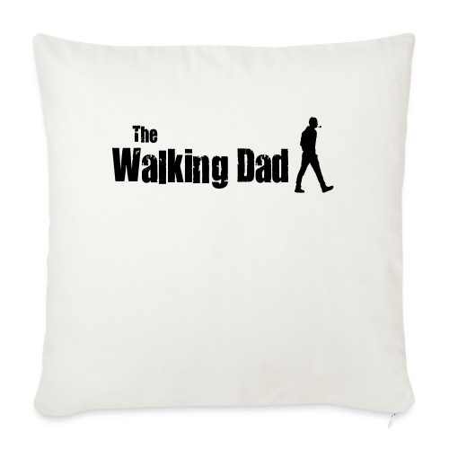 the walking dad - Sofa pillow with filling 45cm x 45cm