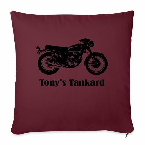 tonys tankard - Sofa pillow with filling 45cm x 45cm