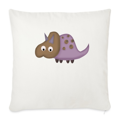 Dino 1 - Sofa pillow with filling 45cm x 45cm
