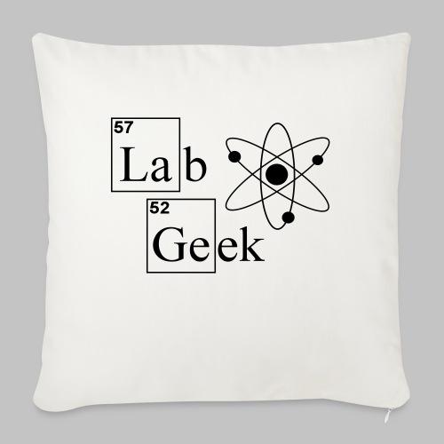 Lab Geek Atom - Sofa pillow with filling 45cm x 45cm