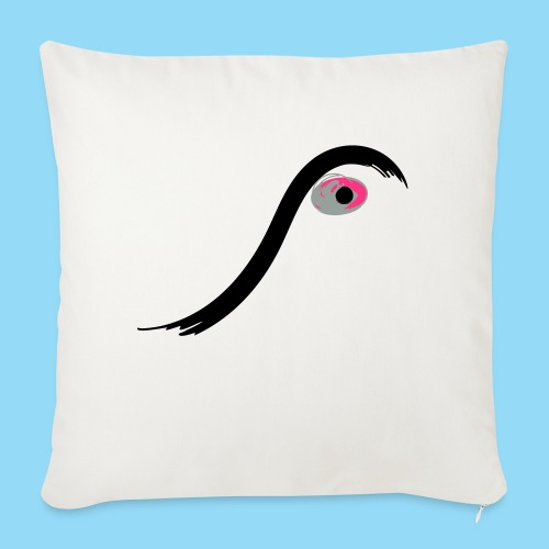 Eyed - Sofa pillow with filling 45cm x 45cm