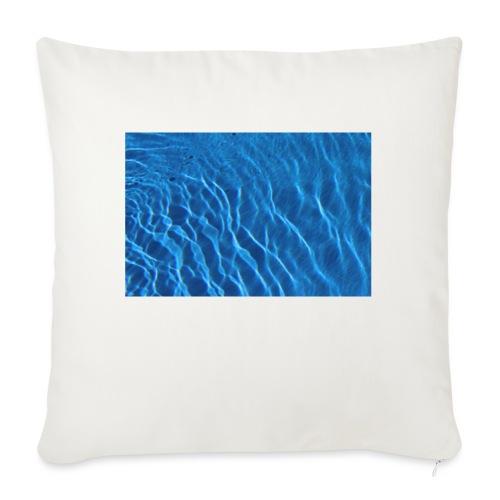 Water t shirt - Sofapute med fylling 44 x 44 cm