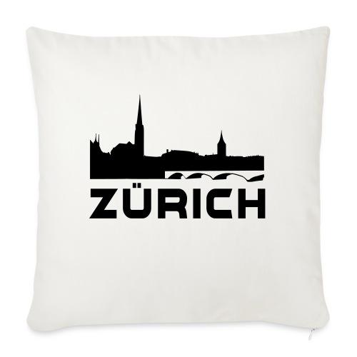 Zürich - Sofakissen mit Füllung 44 x 44 cm