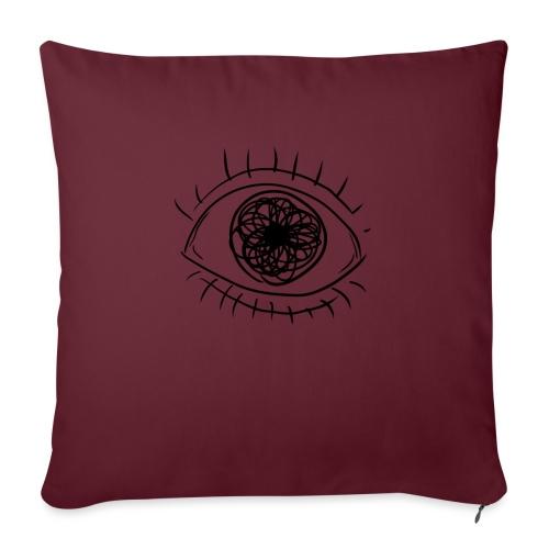 EYE! - Sofa pillow with filling 45cm x 45cm