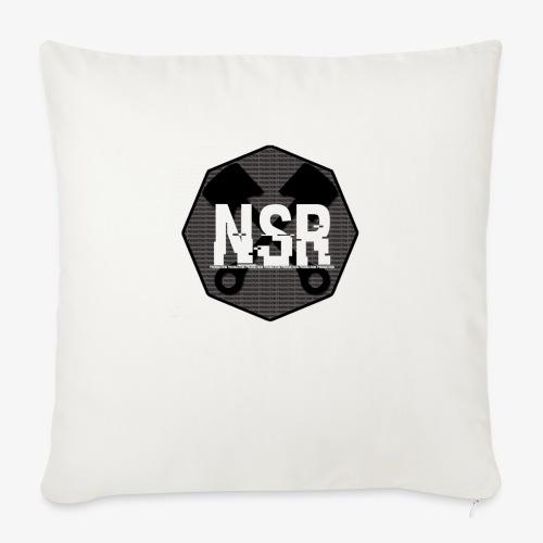 NSR B/W - Sohvatyynyt täytteellä 44 x 44 cm