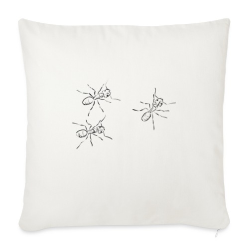 Ants - Sofa pillow with filling 45cm x 45cm
