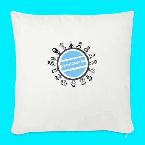 BancoFamily stick - Cuscino da divano 44 x 44 cm con riempimento