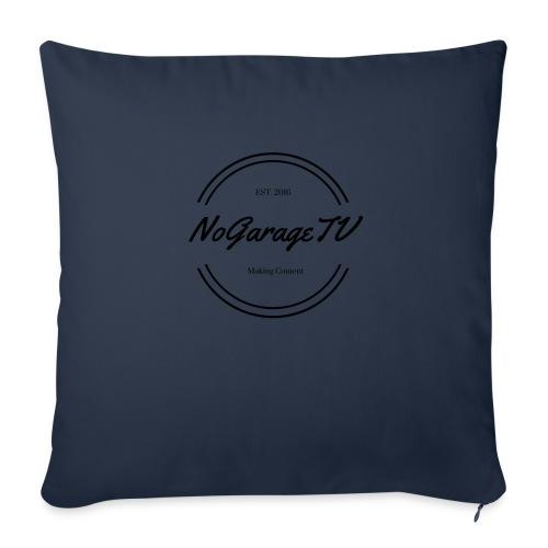 NoGarageTV (3) - Sofapude med fyld 44 x 44 cm