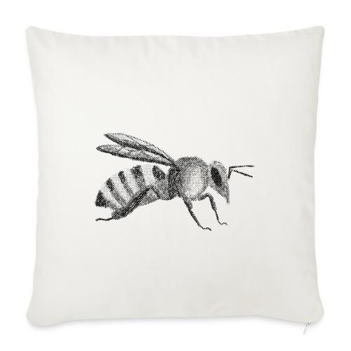 Biene - Sofakissen mit Füllung 44 x 44 cm