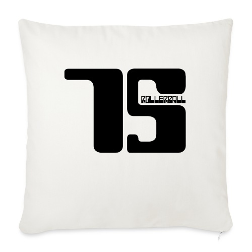 Rollerball 1975 Team shirt - Sofa pillow with filling 45cm x 45cm