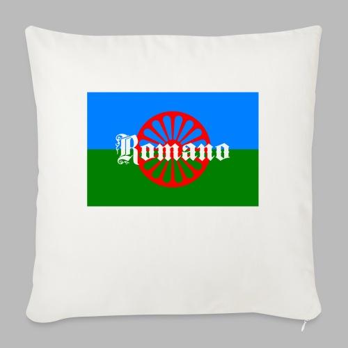 Flag of the Romanilenny people svg - Soffkudde med stoppning 44 x 44 cm