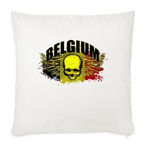 Belgium Devil - Bankkussen met vulling 44 x 44 cm