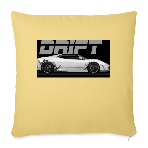 drift - Sofa pillow with filling 45cm x 45cm