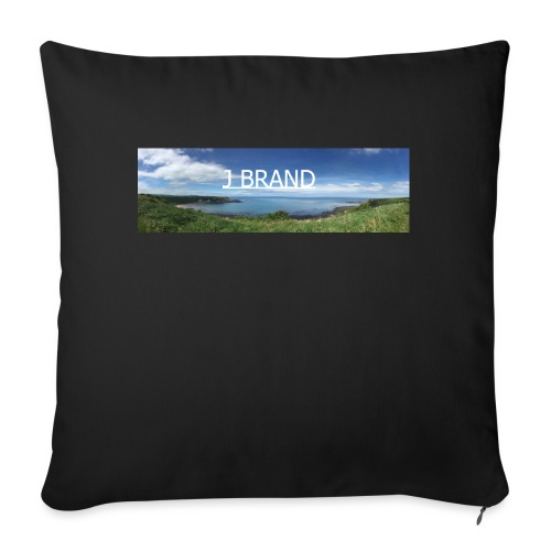 J BRAND Clothing - Sofa pillow with filling 45cm x 45cm