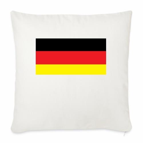 Deutschland Weltmeisterschaft Fußball - Sofakissen mit Füllung 44 x 44 cm
