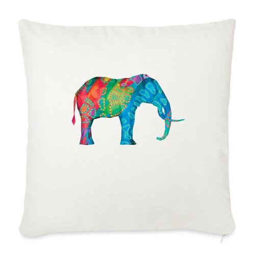 Elefant - Sofa pillow with filling 45cm x 45cm