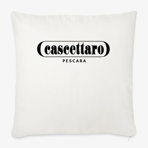Cascettaro - Cuscino da divano 44 x 44 cm con riempimento