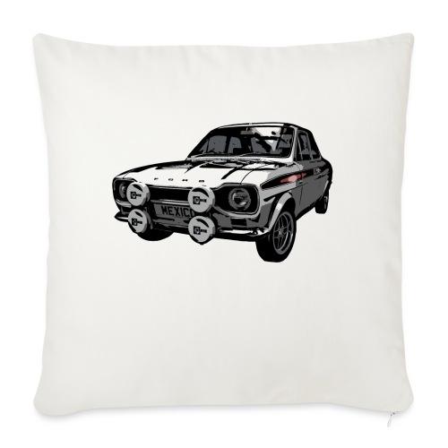 Mk1 Escort - Sofa pillow with filling 45cm x 45cm