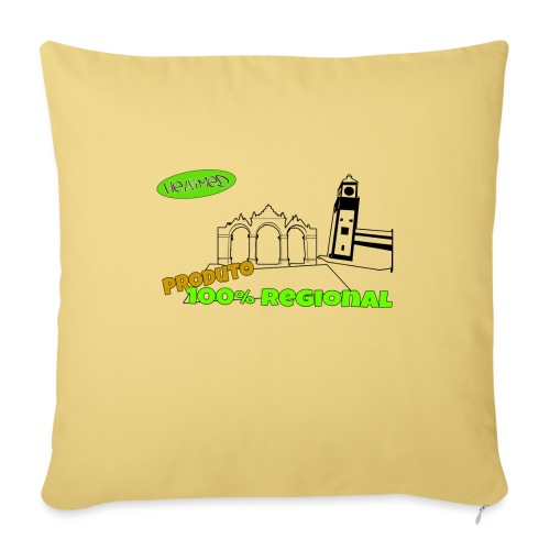 City Gates - Sofa pillow with filling 45cm x 45cm