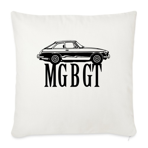 MG MGB GT - Autonaut.com - Sofa pillow with filling 45cm x 45cm