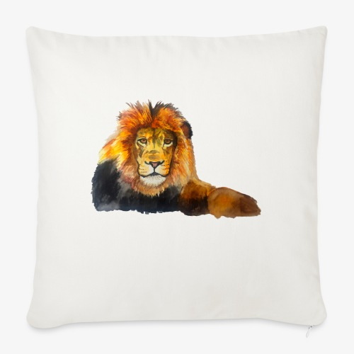 Lion - Sofa pillow with filling 45cm x 45cm