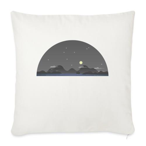 Nachthimmel - Sofakissen mit Füllung 44 x 44 cm