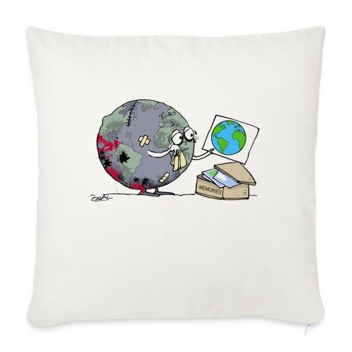 Memories - Sofa pillow with filling 45cm x 45cm