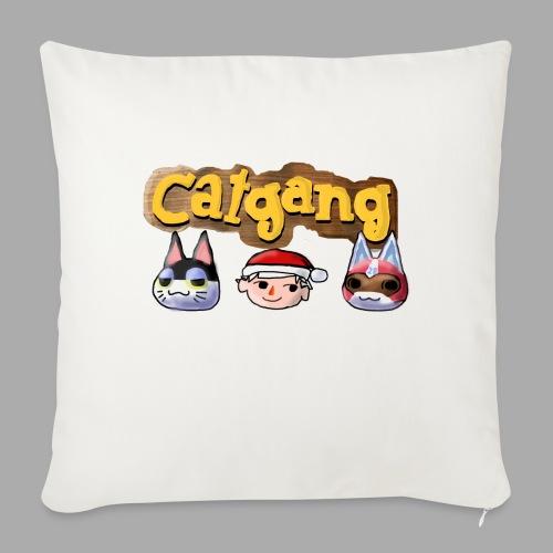 Animal Crossing CatGang - Sofakissen mit Füllung 44 x 44 cm