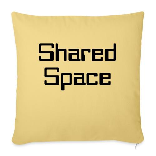 Shared Space - Sofakissen mit Füllung 44 x 44 cm