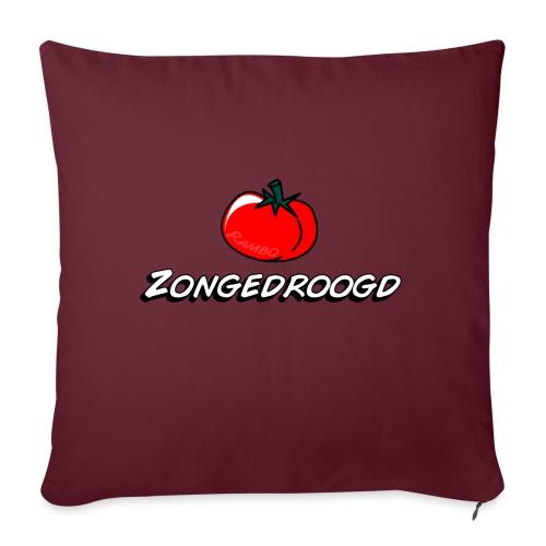 ZONGEDROOGD - Bankkussen met vulling 44 x 44 cm