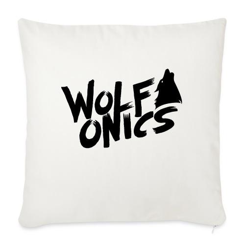 Wolfonics - Sofakissen mit Füllung 44 x 44 cm