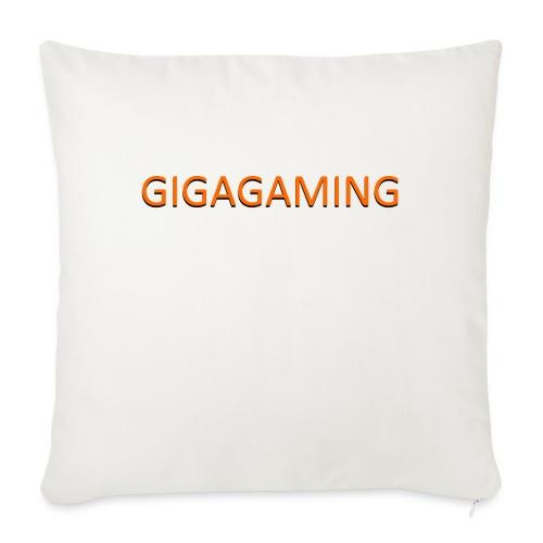GIGAGAMING - Sofapude med fyld 44 x 44 cm