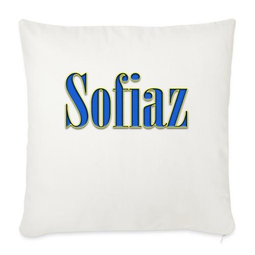 Sofiaz - Soffkudde med stoppning 44 x 44 cm