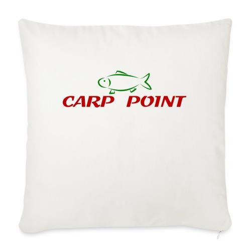 Carp Point 5 - Sofakissen mit Füllung 44 x 44 cm