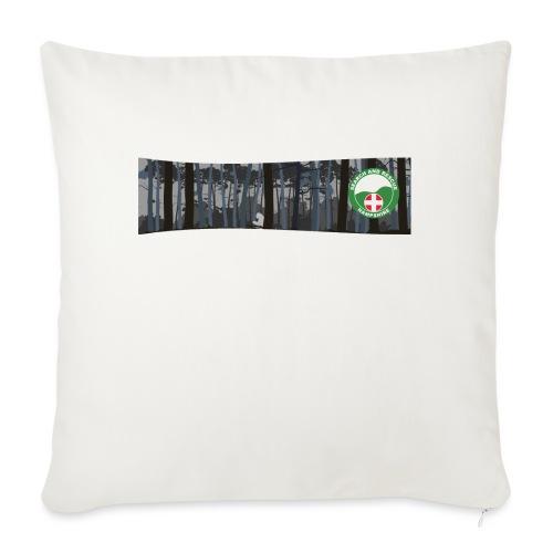 HANTSAR Forest - Sofa pillow with filling 45cm x 45cm