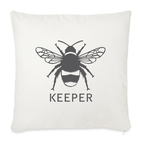 Bee Keeper - Sofa pillow with filling 45cm x 45cm