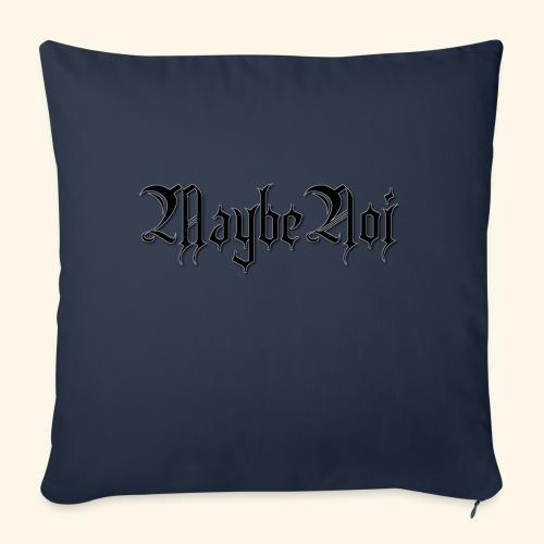 MaybeNoi Design - Sofakissen mit Füllung 44 x 44 cm