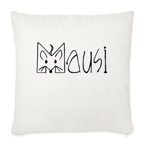 MAUSI MAUS - Sofakissen mit Füllung 44 x 44 cm