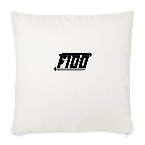 Fido - Simple - Sofapude med fyld 44 x 44 cm