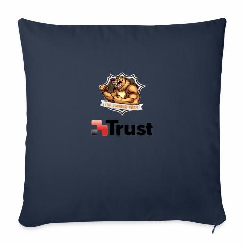 Prodotti Ufficiali con Sponsor della Crew! - Cuscino da divano 44 x 44 cm con riempimento