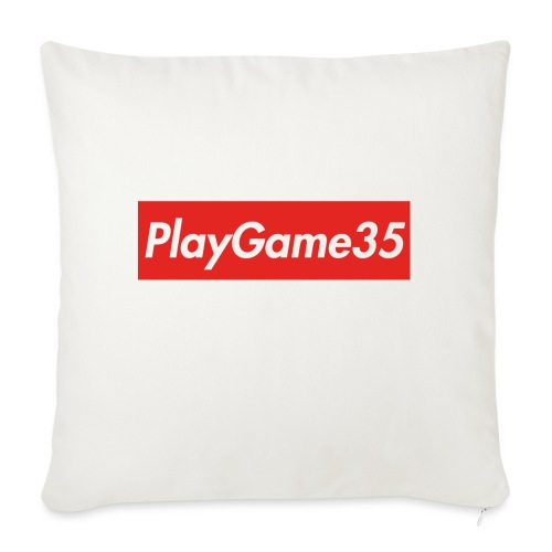 PlayGame35 - Cuscino da divano 44 x 44 cm con riempimento