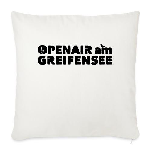 Openair am Greifensee 2018 - Sofakissen mit Füllung 44 x 44 cm