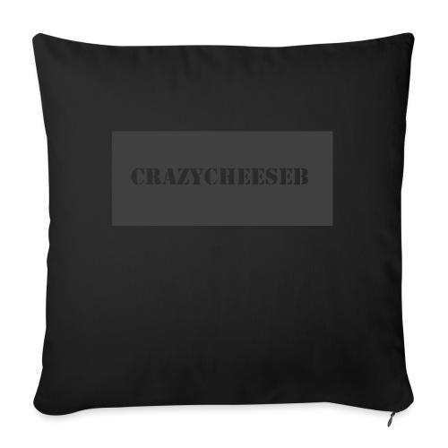 Logo design - Sofa pillow with filling 45cm x 45cm