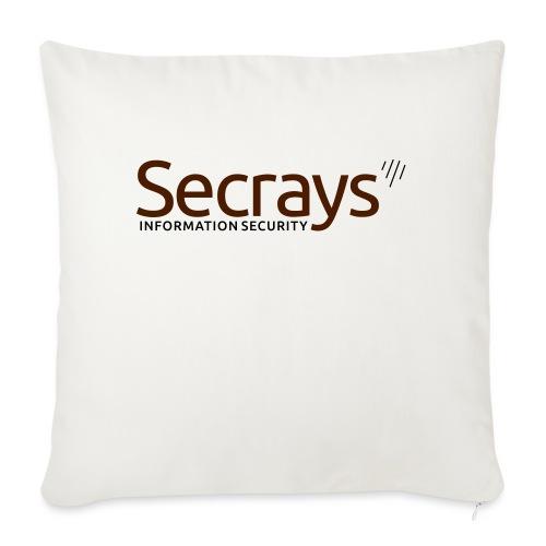 Secrays vektori logo - Sohvatyynyt täytteellä 44 x 44 cm