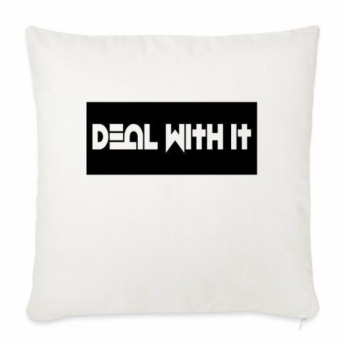 Deal With It products - Sofa pillow with filling 45cm x 45cm