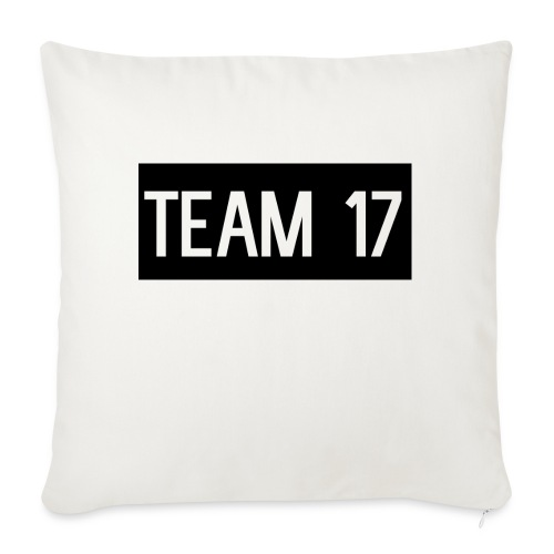 Team17 - Sofa pillow with filling 45cm x 45cm