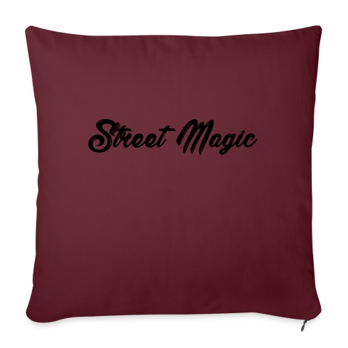 StreetMagic - Sofa pillow with filling 45cm x 45cm