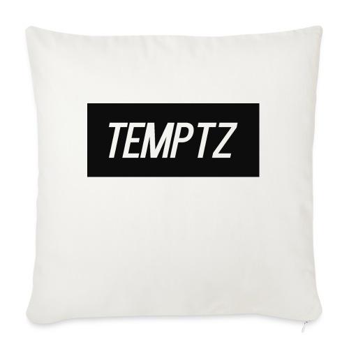 TempTz Orignial Hoodie Design - Sofa pillow with filling 45cm x 45cm